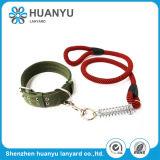 Custom Portable Adjustable Polyester Woven Pet Casual Belt