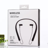 Stereo Noise Reduction Earbuds Call Vibrate Alert Neckband Bluetooth Headset