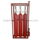 CO2 High Pressure Fire Suppression System