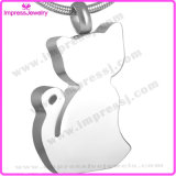 Blank Cat Cremation Urn Pendant Necklace for Pet Ashes Keepsake (IJD8181)