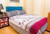 Printed Coral Fleece Blanket /Polyester Baby Blanket - Christmas Deer