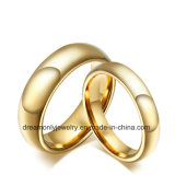 Factory Wholesale Fashion Gold Plated Wedding Ring Engagement Ring Jewelry