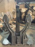 Marine Casting Iron CB 711-95 Speck Anchor with Certificate