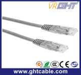 0.5m Al-Mg RJ45 UTP Cat5 Patch Cord/Patch Cable