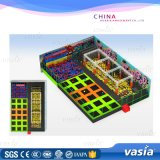 Kid′s Trampoline Park Playground Set by Vasia Vs6-170421-32