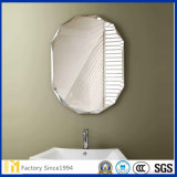 Popular Bathroom Double Layer Aluminum Wall Mirror