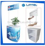 Economic and Stable Quality Plastic Display Table (LT-08C)
