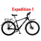Travel Bicycle Fat Bike Suspension Fork Inner 7 Speed 26 Inch