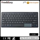 Portable Wireless Bluetooth Tablet Keyboard with Touchpad