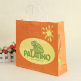 Paper Shopping Bags with Kraft Paper