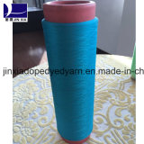 120d/72f Polyester Filament Yarn DTY Dope Dyed