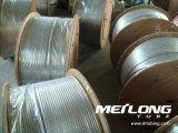 S32205 Duplex Stainless Steel Downhole Capillary Tubing
