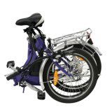 Cheap Easy Carry Foldable Lithium Battery Electric Bike