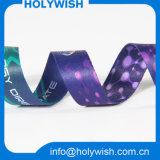 Polyester Lanyard 25mm Party Ribbon with Custom Logo