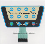 Customize High Sensivity Metal Dome 3m Adhesive Membrane Switch