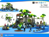 Amusement Park Equipment Playground Champaign Withered Tree Theme (YL-T062)