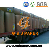 200GSM Brown Colour Kraft Paper in Roll for Indonesia