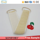 Natual Bath and Body Product Sisal Belt Exfoliating Strap (KLB-083)