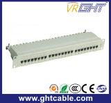 FTP Cat5e 24-Port Patch Panel