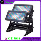 Ce RoHS 192PCS 3W City Color LED Wall Wash Light