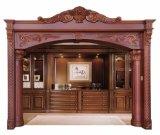 Interior Crown Architrave Molding Door Wood Trim (GSP22-003)