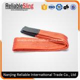 Heavy Duty Polyester Flat Webbing Sling