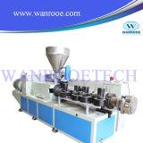 Single Screw Plastic Extrusion Production Line PVC PE Pipe Extruder Machine