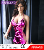 158cm Realistic Sex Doll TPE Silicone Sex Toys with Real Vagina Pussy