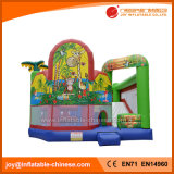 Outdoor Commercial Inflatable Slide Bouncy Castle Combo Toy (T3-904)