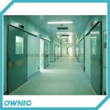 Qtdm-5 Hot Stainless Steel Single Open Sliding Door
