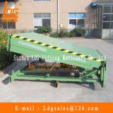 6 Ton Stationary Hydraulic Scissor Dock Leveler (DCQ6-0.6)