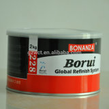Good Performance 2k Polyester Putty for Car Refinish