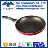 Dishwasher Safe Nonstick Aluminium Frying Pan with Glass Lid