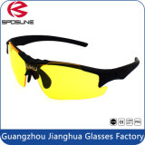Flexible Frame Anti-Fatigue HD Vision Yellow Lens Driving Glasses