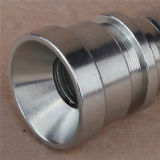 Carbon Steel Metric Female 74º Cone Seat Hose Fitting