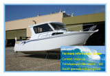 Ce Certificate 25FT 7.5m Aluminum Lifestyle Fishing Boat