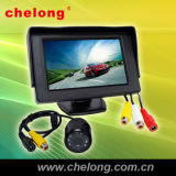 4.3-Inch Car Rearview LCD Monitor With 24bits RGB Interface (CL-430NB)