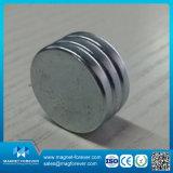 10mm Small Round NdFeB/Neodymium Magnet for Sensor