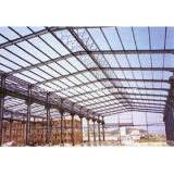 Sierra Leone Precision Prefabricated Steel Shed Storage, Hot DIP Galvanized Pre-Engineered Building Steel Structure (BR00118)