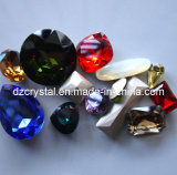Point Back Crystal Fancy Stone
