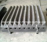 High Manganese Jaw Plate for PE Jaw Crusher