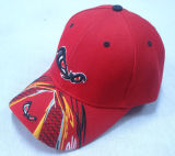 Custom Baseball Cap with Embroidery - 1021