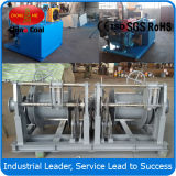 Customized 3ton Fishing Double Drum Trawl Winch with Hydraulic Station