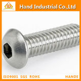 Ss316 Hex Socket Button Head Machine Screw