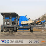 Good Performance and Low Price Stone Mobile Quarry Crusher