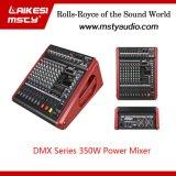 DMX1200d 12 Channels Power Mixer Amplifier 16DSP Effect