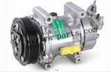 Auto Air Conditioner Compressor 6V12 for Peugeot Citroen