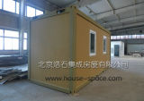 Movable Decricated Container Home