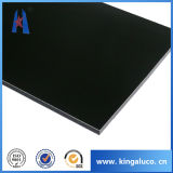 Black/Glossy Black 4mm Aluminium Composite Panel for Sale