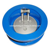 Cast Iron Wafer Single Disc Swing Check Valve Pn10/16